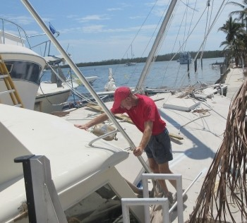 Marine Surveys by Douglass Marine Co., Keith L. Douglass, SAMS® AMS®, Islamorada, Florida, USA